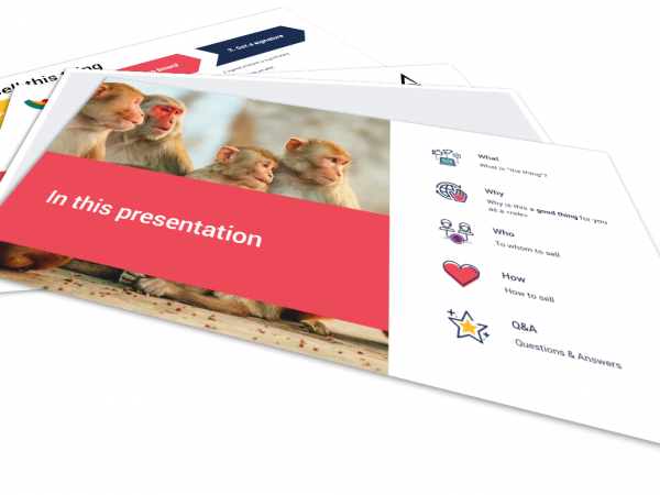 Presentations – How to effectively communicate a message