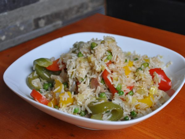 Pollo al Disco – A Traditional Argentine Stew with Wine, Chicken, Rice and Veggies